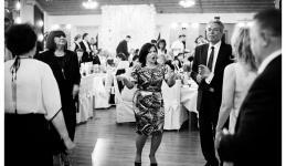 zdjęcia ślubne z wesela